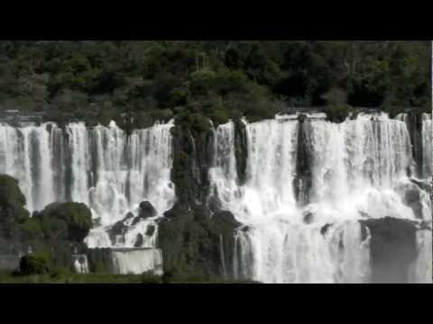 أكبر شلالات العالم . إغواسو بالبرازيل – رحال الخبر