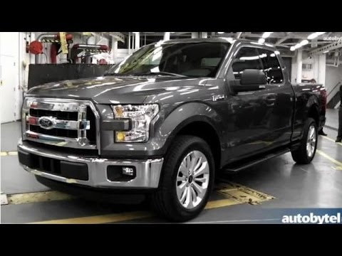An Inside Look at the Development of the 2015 Ford F-150