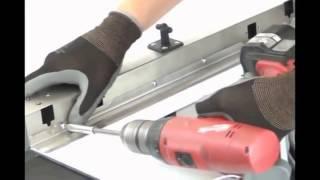 Как самостоятельно перевесить двери на печи UNOX XVC 305