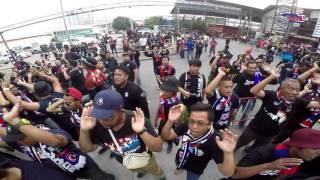Warming Up Chant For Away Days Bangkok 2016 Part 2