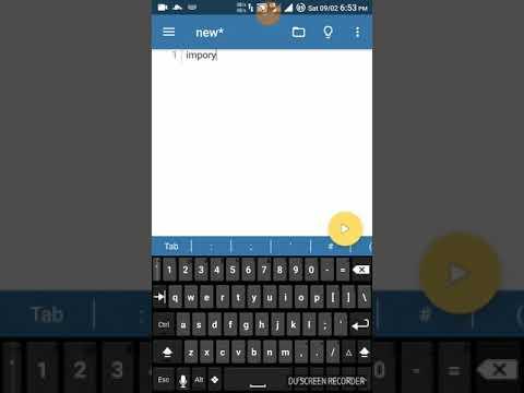 Scapy / Kivy-Tutorial-14(Screen 2 Format) - смотреть онлайн