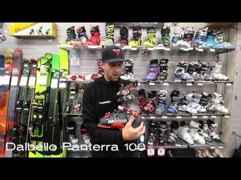 Dalbello Panterra 100 2016 ski boot review