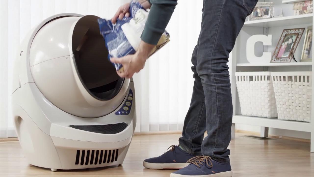 Litter Robot Iii Open Air 360 View