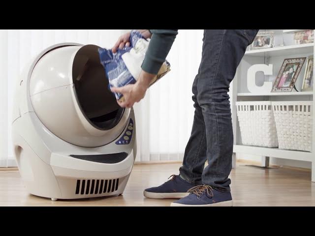 Кошачий роботуалет Litter-Robot отлично смотрелся бы на космической станции