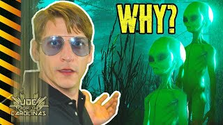 Why Do People WANT To Be Abducted By Alien Life ?