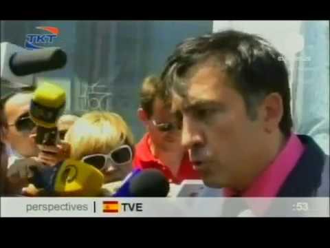 EuroNews 2008.08.16 10.53