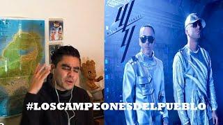 Wisin & Yandel - Guaya (Audio) Reacción