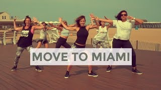 MOVE TO MIAMI, by Enrique Iglesias Fest. Pitbull | Carolina B