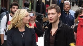 EXCLUSIVE! CANDICE KING & JOSEPH MORGAN FROM THE ORIGINALS SEASON 5 BEHIND THE SCENES