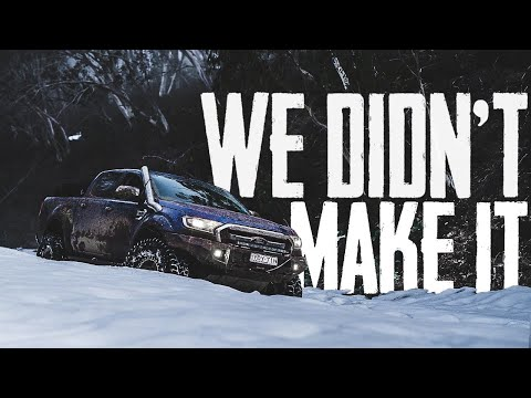 EPIC SNOW 4X4 In AUSTRALIA + HUSKIES // RDD EPISODE 8