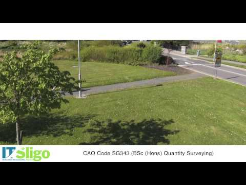 SG343 Quantity Surveying at IT Sligo - Institute of Technology Sligo