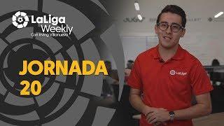 LaLiga Weekly Jornada 20