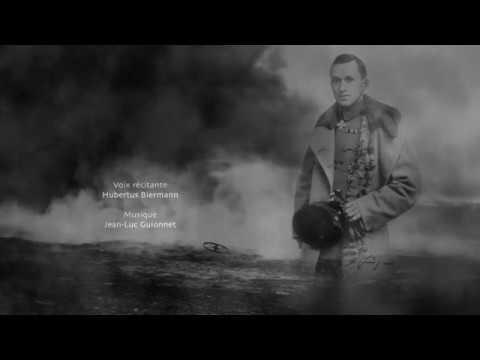 Bande annonce - Le rouge et le gris - Ernst Jünger dans la grande guerre (2018)