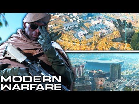 Modern Warfare: The MASSIVE Battle Royale Mode LEAKED