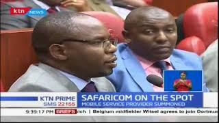 MPs accuse Safaricom of