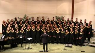Praise the Father, Praise the Son. CCHS Concert Choir