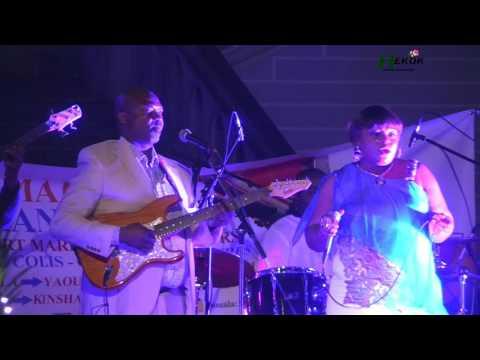 Le makossa à la grande nuit du live des Banen du Benelux du 5 novembre 2016