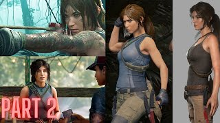 Shadow of the Tomb Raider HD Game play Part 1 2021 | The Game of Life and Death | Tomb Raider