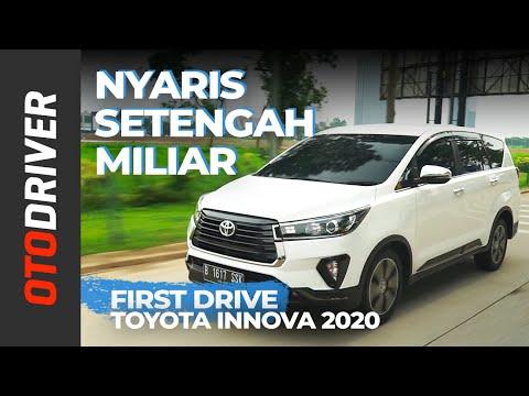 Toyota Innova Venturer 2020   First Drive   OtoDriver