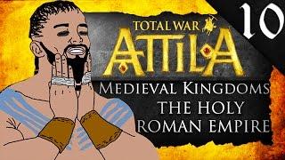 KHAL DROGO'S KHALASAR! MEDIEVAL KINGDOMS TOTAL WAR ATTILA: HOLY ROMAN EMPIRE CAMPAIGN EP. 10