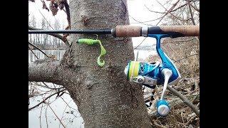 Как ловить сеткой щуку осенью на днепре