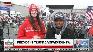 🔴 Watch LIVE: President Trump Holds Make America Great Again Rally in Allentown, PA 10-26-20