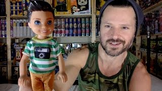 Barbie Club Chelsea Boy Doll Unboxing Review