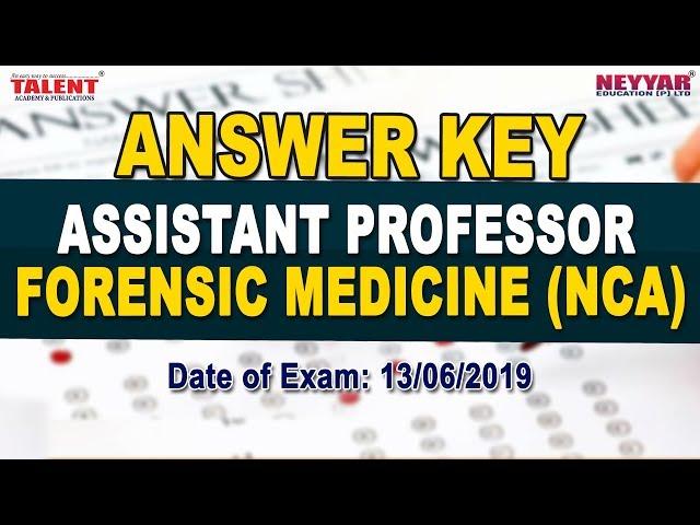 Kerala PSC Today's Exam (13-06-2019)