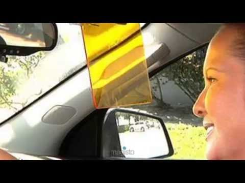 Parasol para Coche Anunciado en TV