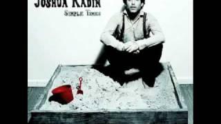 Joshua Radin - They Bring Me To You (lyrics)