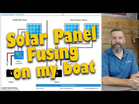 Where Do I Put the Fuses and Breakers for My Boat's Solar Panel?