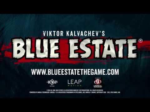 Blue Estate the Game PC STEAM Trailer thumbnail