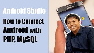 How to Connect Android with PHP, MySQL - Best Android Studio Tutorial