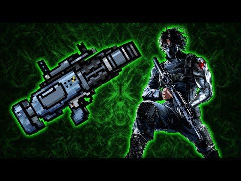 Pixel Gun 3D - INSTIGATOR [Gameplay] Super Soldier Set Weapon