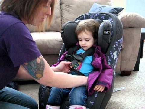 Car Seats And Winter Coats Yahoo Answers