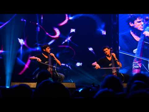 2Cellos Californication (Varazdin - live)