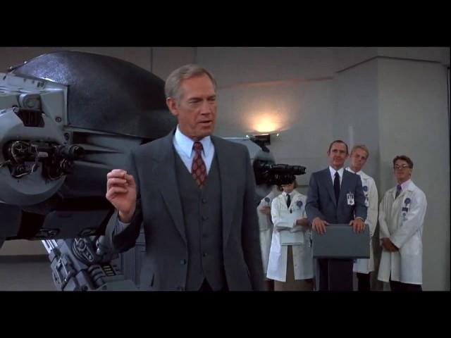 RoboCop 1987 Film Clips Load Up