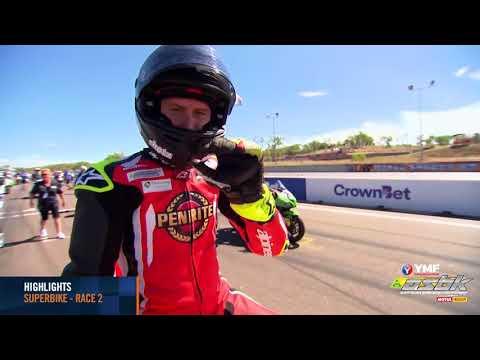 ASBK Round 4 Highlights Hidden Valley Raceway Darwin
