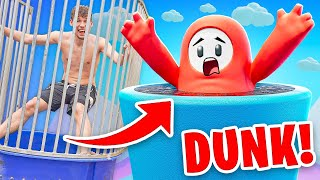 Fall Guys BUT 1 Death = GET DUNKED!