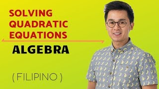 Solving Quadratic Equations (missing linear term) in Filipino