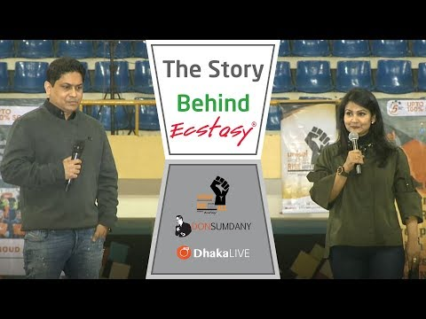 The Story Behind Ecstasy | Tanjim Haque & Asma Sultana | Rise Above All 2018 Don Sumdany