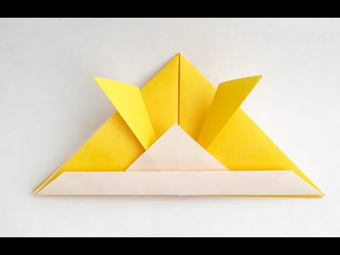 Origami Kepure