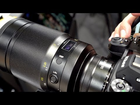 External Review Video e4mRO39CyU0 for Nikon NIKKOR Z 58mm f/0.95 S Noct Lens