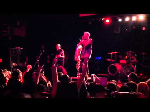 Otep - Fists Fall (Live)