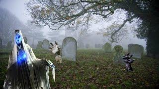 7 Dangerous Haunted Places