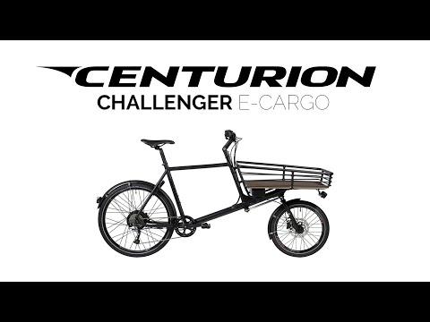 Challenger E Cargo