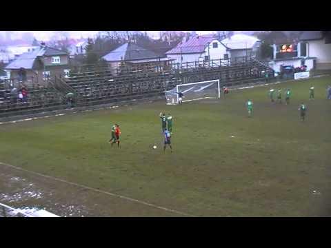 MFK VRANOV - FK POHRONIE 3:1 (1:0) - 2 polčas