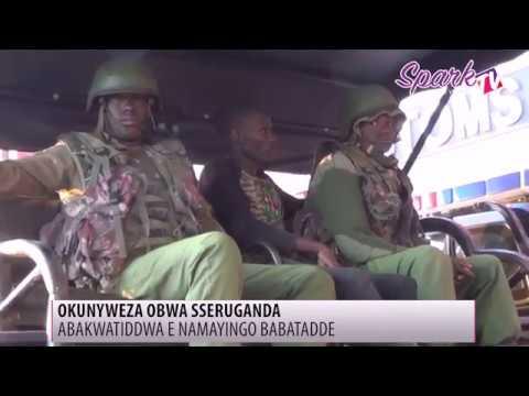 Abasirikale ba Kenya bawereddwayo