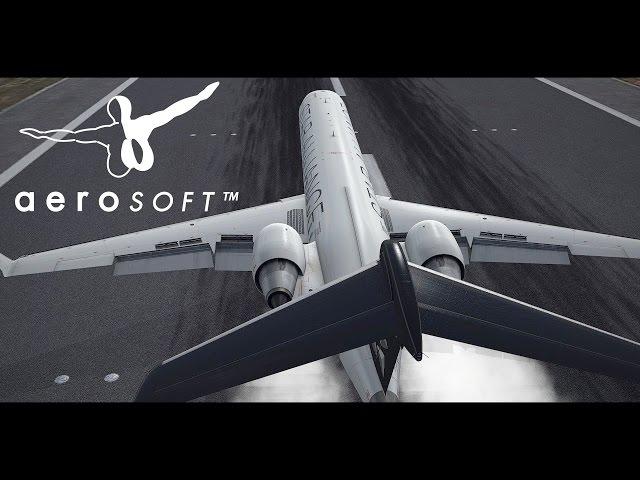 simMarket: AEROSOFT - CRJ 700/900 X FSX P3D