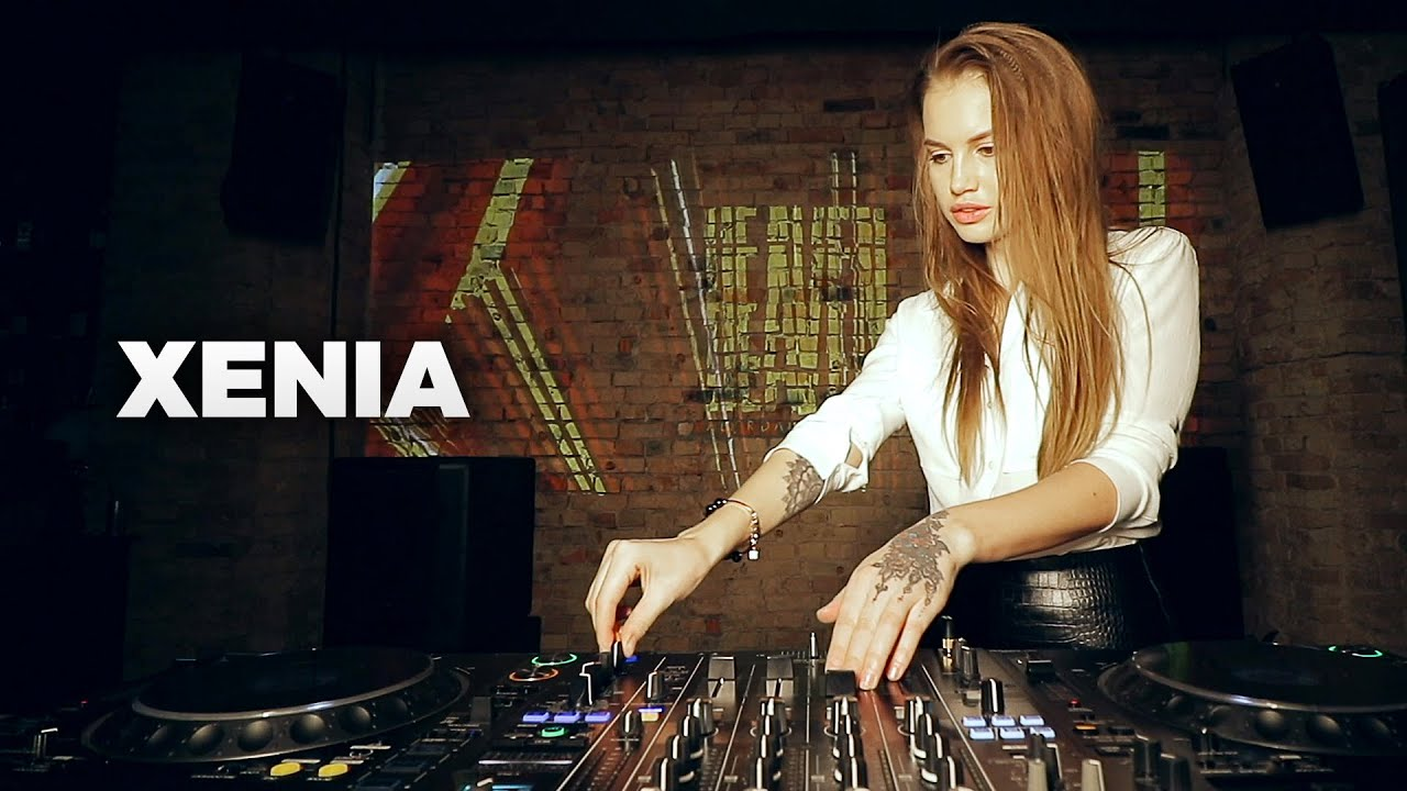 Xenia - Live @ Radio Intense Kyiv, March 2020